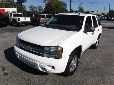 2007 Chevrolet TrailBlazer for sale in Anderson, SC