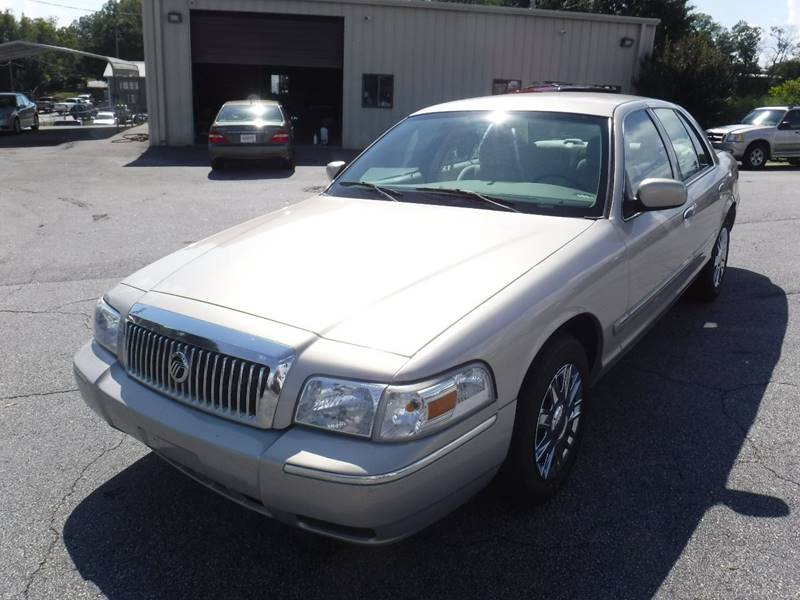 2006 Mercury Grand Marquis GS 4dr Sedan In Anderson SC - Brewster Used Cars