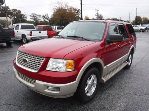 Ford Expedition For Sale In Anderson Sc