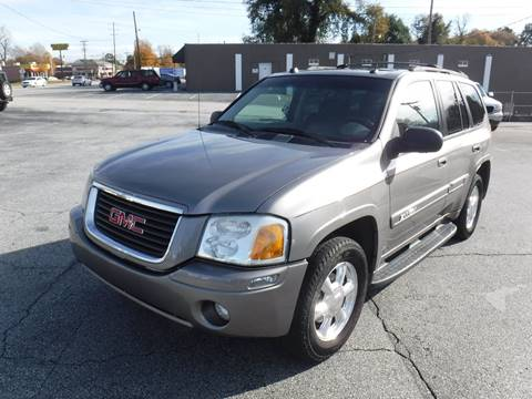 2005 GMC Envoy for sale in Anderson, SC