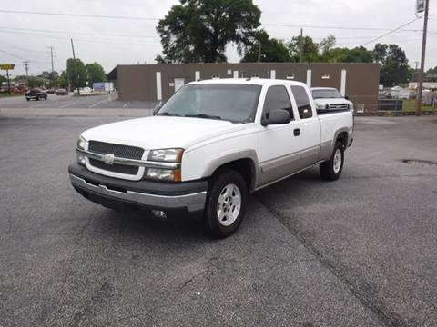 2004 Chevrolet Silverado 1500 for sale in Anderson, SC