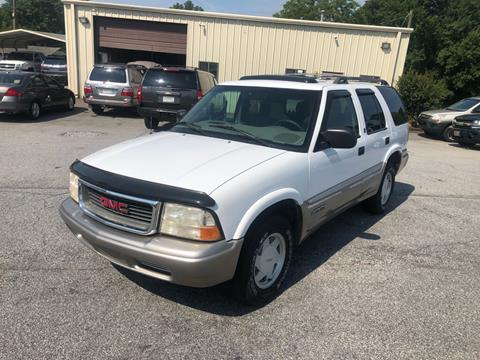 1999 GMC Jimmy for sale in Anderson, SC