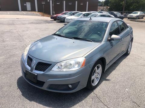 2009 Pontiac G6 for sale in Anderson, SC