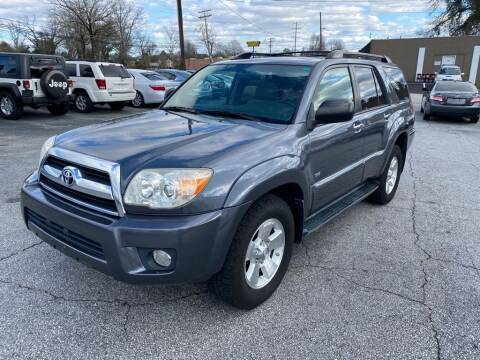 2009 Toyota 4Runner SR5 for sale at Brewster Used Cars in Anderson SC
