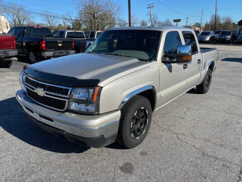 2006 Chevrolet Silverado 1500 LT3 for sale at Brewster Used Cars in Anderson SC