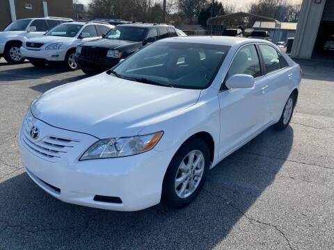 2008 Toyota Camry LE V6 for sale at Brewster Used Cars in Anderson SC