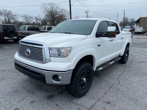 2008 Toyota Tundra for sale at Brewster Used Cars in Anderson SC