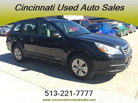 2010 Subaru Outback for sale in Cincinnati, OH