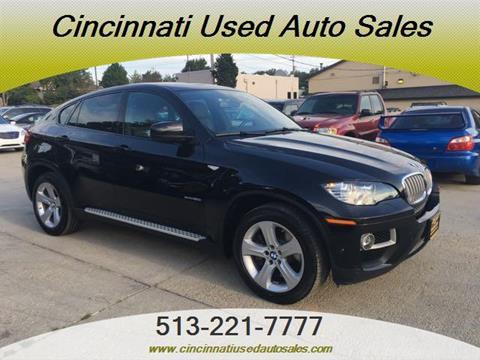 2013 BMW X6 for sale in Cincinnati, OH