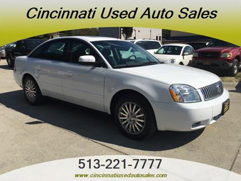 2005 Mercury Montego for sale in Cincinnati, OH