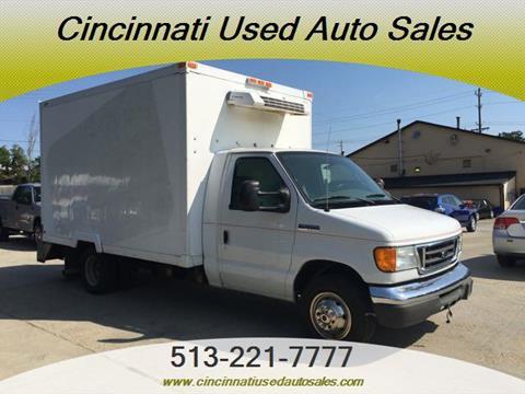 2006 Ford E-350 for sale in Cincinnati, OH