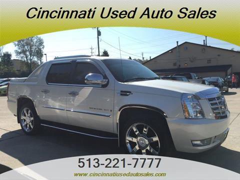 2007 Cadillac Escalade EXT for sale in Cincinnati, OH