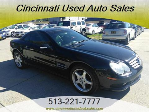 2003 Mercedes-Benz SL-Class for sale in Cincinnati, OH