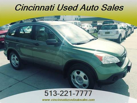 2008 Honda CR-V for sale in Cincinnati, OH