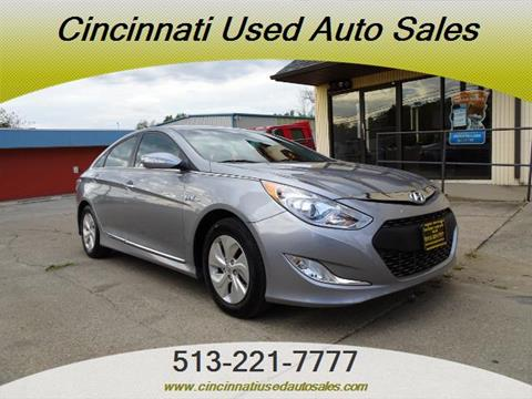2015 Hyundai Sonata Hybrid for sale in Cincinnati, OH