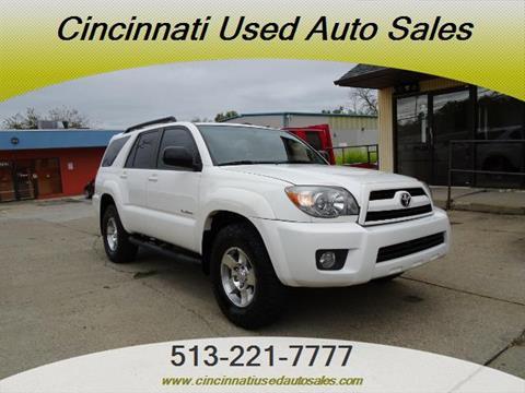 2009 Toyota 4Runner for sale in Cincinnati, OH