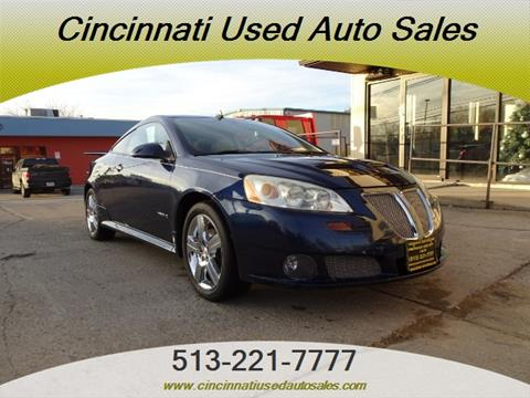 2008 Pontiac G6 for sale in Cincinnati, OH