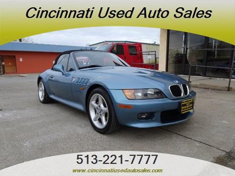 BMW Z For Sale Carsforsalecom - 1999 bmw z3 m roadster