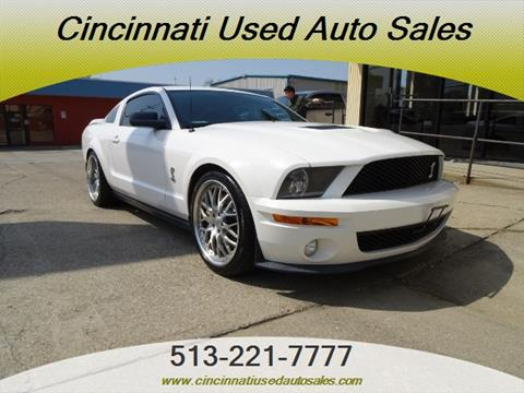 2008 ford shelby gt500 for sale in belleville mi for Law motors sioux falls