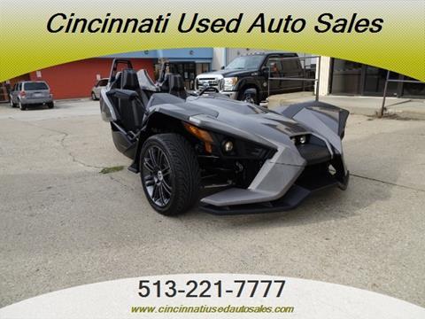 2016 Polaris Slingshot for sale in Cincinnati, OH