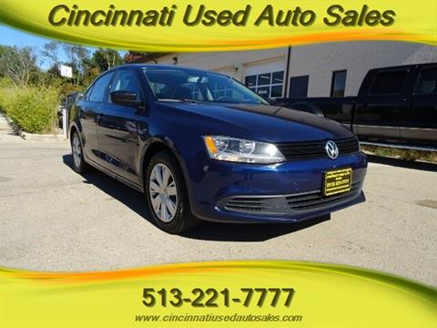 2014 Volkswagen Jetta for sale in Cincinnati, OH