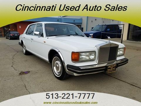 1982 Rolls-Royce Silver Spur for sale in Cincinnati, OH
