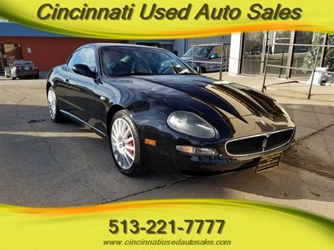 2002 Maserati Coupe for sale in Cincinnati, OH