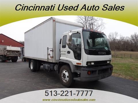 2002 Isuzu F-Series for sale in Cincinnati, OH