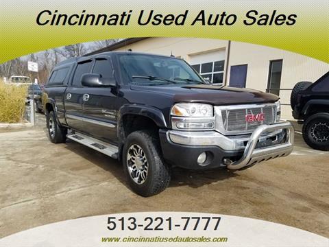2004 GMC Sierra 2500 for sale in Cincinnati, OH