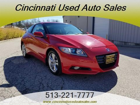 2011 Honda CR-Z for sale in Cincinnati, OH