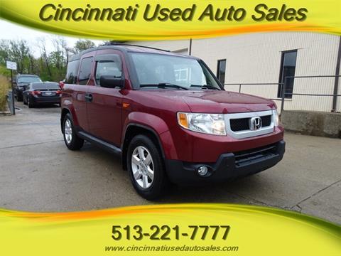 2009 Honda Element for sale in Cincinnati, OH