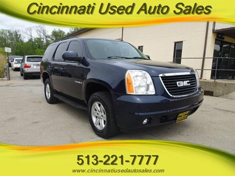 2008 GMC Yukon for sale in Cincinnati, OH