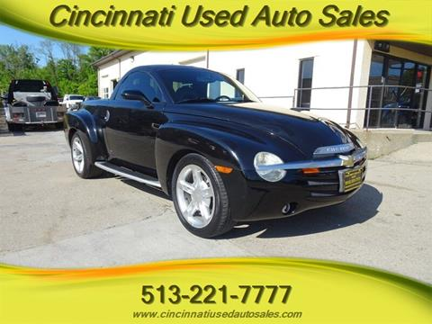 2004 Chevrolet SSR for sale in Cincinnati, OH