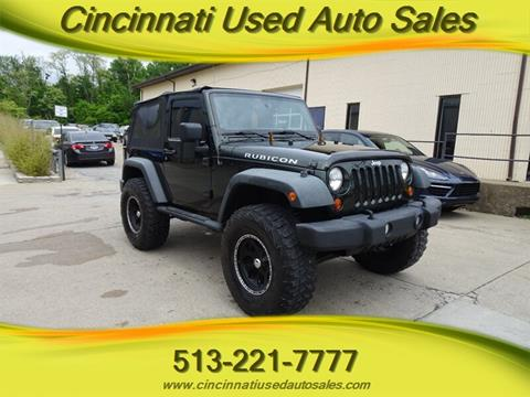 2011 Jeep Wrangler for sale in Cincinnati, OH