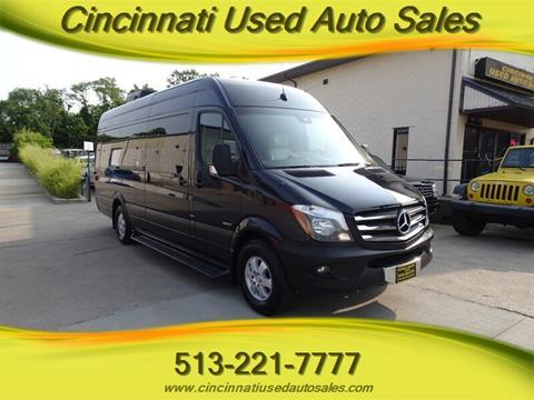 2015 Mercedes-Benz Sprinter Cargo for sale in Cincinnati, OH