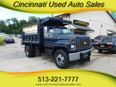 2002 Chevrolet C7500 for sale in Cincinnati, OH