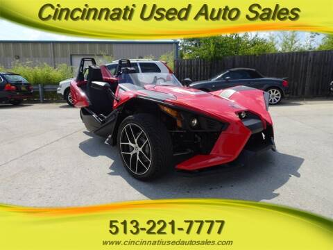 2016 Polaris Slingshot for sale in Cincinnati, OH