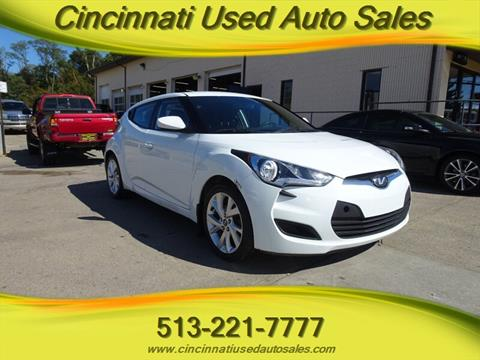 2016 Hyundai Veloster for sale in Cincinnati, OH