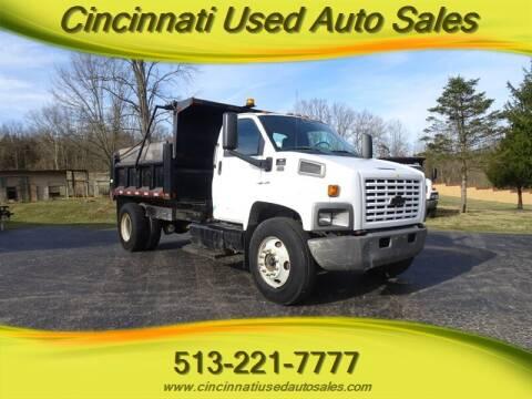 2006 Chevrolet C8500 for sale at Cincinnati Used Auto Sales in Cincinnati OH