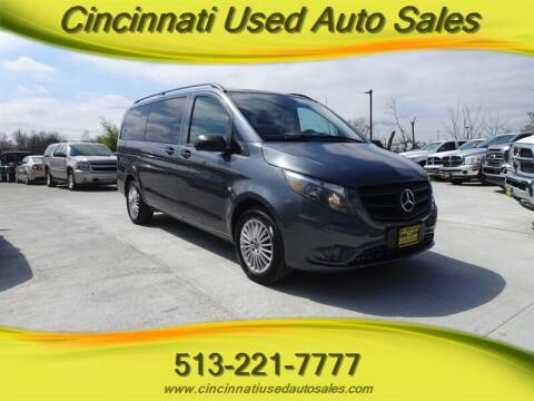 2016 Mercedes-Benz Metris for sale at Cincinnati Used Auto Sales in Cincinnati OH