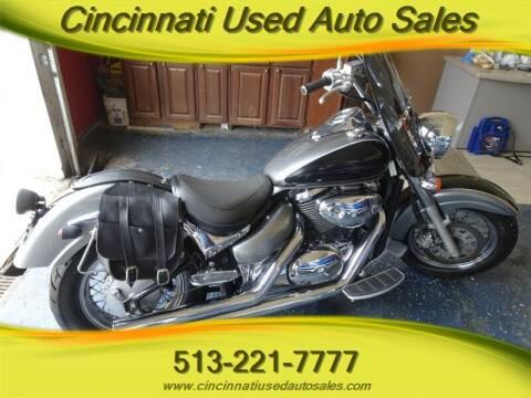 2005 Suzuki C 50 for sale at Cincinnati Used Auto Sales in Cincinnati OH