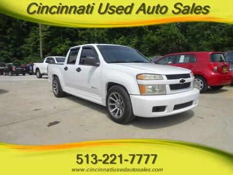 2006 Chevrolet Colorado for sale at Cincinnati Used Auto Sales in Cincinnati OH