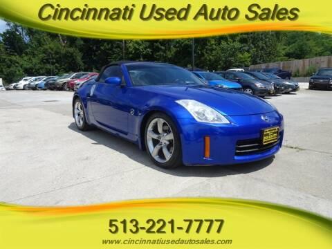 2006 Nissan 350Z for sale at Cincinnati Used Auto Sales in Cincinnati OH