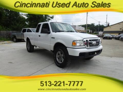2006 Ford Ranger for sale at Cincinnati Used Auto Sales in Cincinnati OH