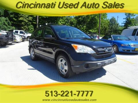 2007 Honda CR-V for sale at Cincinnati Used Auto Sales in Cincinnati OH