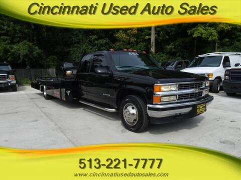 1998 Chevrolet C/K 3500 Series for sale at Cincinnati Used Auto Sales in Cincinnati OH