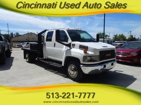 2007 GMC C4500 for sale at Cincinnati Used Auto Sales in Cincinnati OH