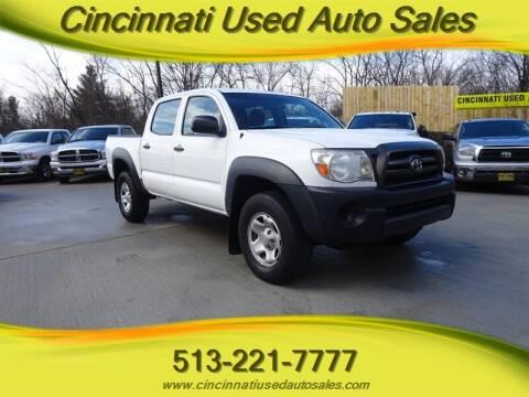 2009 Toyota Tacoma for sale at Cincinnati Used Auto Sales in Cincinnati OH
