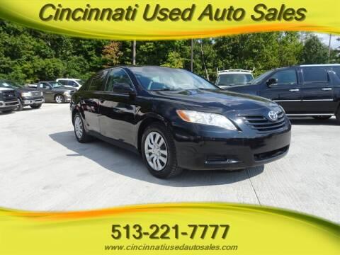 2007 Toyota Camry for sale at Cincinnati Used Auto Sales in Cincinnati OH