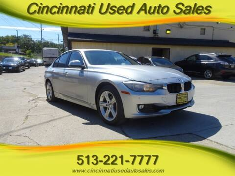 2014 BMW 3 Series for sale at Cincinnati Used Auto Sales in Cincinnati OH